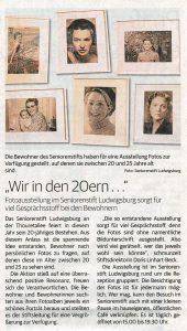 Ludwigsburger Kreiszeitung vom 6. November 2015