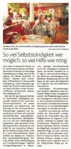 Ludwigsburger Kreiszeitung vom 7. März 2015