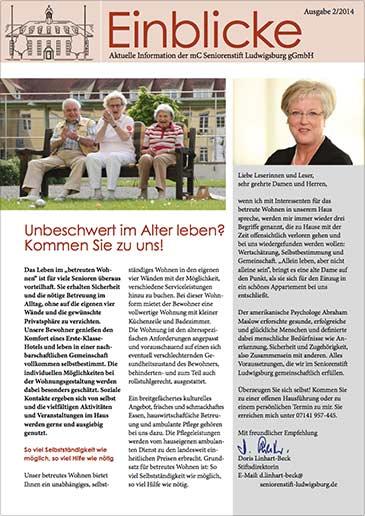 Einblicke 2014-02